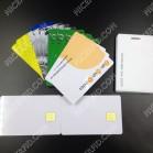 Dual interface card ISO/IEC 7816+ ISO/IEC 14443A/B