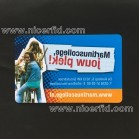 13.56MHz NXP ICODE SLIX2 2.5k bit read/write RFID contactless card